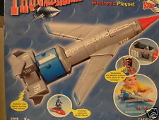 5 4 3 2 1 RARE VINTAGE SUPERSIZE THUNDERBIRD 1 FAB FEATURES & SOUNDS NEW IN BOX