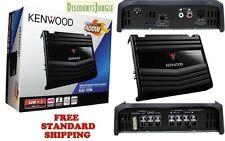 NEW Kenwood KAC-5206 kac5206 400W Max 2-Channel Class AB Car Power Amplifier