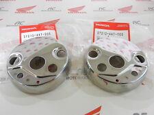 Honda CB CM CL 250 350 360 400 450 500K1 Chrome Ringe Chrombecher Instrumente