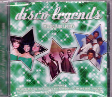 CD 17T DISCO LEGENDS CHIC/KOOL AND THE GANG/TRAMMPS/PENNINGTON/WILLS NEUF SCELLE