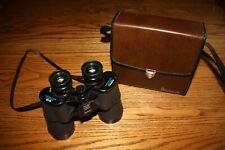 Bushnell Binoculars, 10x50, Sportview insta-focus, wide angle w/case