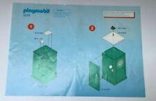Playmobil - Bauplan / Anleitung - DIN A 5 - 3275
