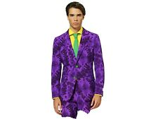 The Joker Suit Office Party Cosplay Comic con uk 46 Exc Condtion