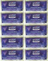 Crest 3D White Whitestrips Luxe Whitening Professional Effects 10 pouch 20strips