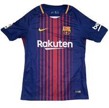 Nike Dri-Fit Soccer FC Barcelona Messi 2017 Jersey Men's Small