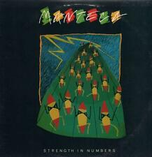 Manteca(Vinyl LP)Strength In Numbers-Ready-LR 050-Canada-1984-VG/NM