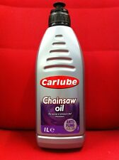 CHAINSAW OIL ANTI -FLING FOR FEEDING THE CHAIN FOR PUMP & PRESSURE FED SAWS