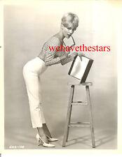 Vintage Chris Noel SEXY BUSTY PINUP 60s DEBUT Publicity Portrait
