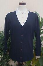 NEW! Navy Cardigan Sweater School Uniform XS, S, M, L, XL