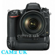 Meike Mk-dr750 Mb-d16 Battery Grip Wireless Control With LCD for Nikon D750