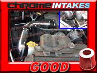 CF BLACK RED 01-05 CHRYSLER SEBRING//DODGE STRATUS 2.4L I4//3.0L V6 AIR INTAKE KIT