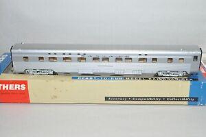 HO Walthers Santa Fe Ry 85' streamlined passenger car train PS 4-4-2 SLEEPER