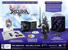 Dissidia Final Fantasy NT Ultimate Collector's Edition [Sony PlayStation 4 PS4]
