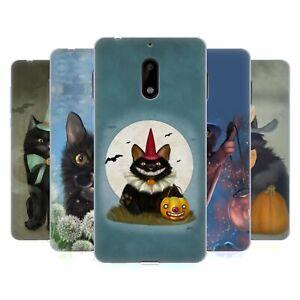 OFFICIAL ASH EVANS BLACK CATS 2 SOFT GEL CASE FOR NOKIA PHONES 1