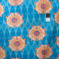 Tina Givens PWTG145 Dovecote Conservatory Lapis Cotton Fabric By Yd