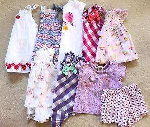 Size 00 Girls Summer Dress