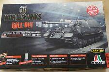 Modellbau 1:35 Jagdpanzer Ferdinand, Neuwertig nur der Bausatz komplett