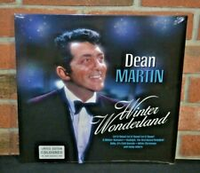 * DEAN MARTIN - Winter Wonderland Christmas, Ltd 180G COLORED VINYL LP New Bend