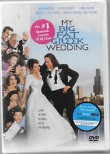 My Big Fat Greek Wedding DVD 2003 Widescreen  Full Frame