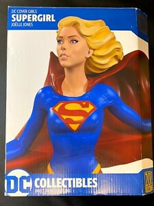DC Collectibles Cover Girls Supergirl by Joelle Jones Statue #0195/5000