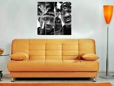 "Gravediggaz 36""x32"" Inch Mosaic Wall Poster RZA 6 Feet Deep"
