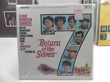 The Magnificent Seven / Return Of The Seven (Elmer Bernstein )  LP