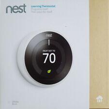 NIB Google - Nest Learning Thermostat - 3rd Generation - White