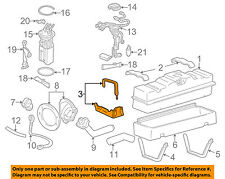 GM OEM Fuel System-Mount Strap 15611433