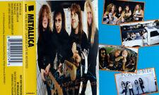 Metallica - The $5.98 EP - Garage Days Re-Revisited CASSETTE TAPE ALBUM THRASH