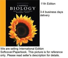Campbell Biology by Minorsky, Cain, Jane B. Reece (HI, PR, AK shipping available