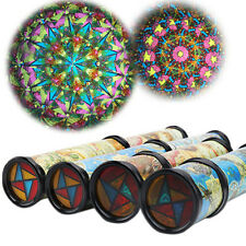 Paper Kids Children's Colourful and Bright Kaleidoscope Lens Colorful Gifts Toys