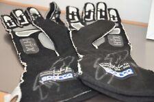 WRC GANTS SPARCO D'ELFYN EVANS SIGNE DE CHEZ MSPORT