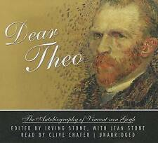 NEW Dear Theo: The Autobiography of Vincent van Gogh (Library Edition)