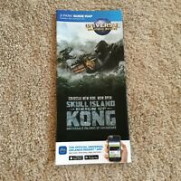 Vintage Universal Studios Florida Islands Of Adventure 2016 Kong Skull Island