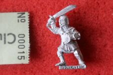 Juegos taller Warhammer Bretonnian Caballero ciudadela Men at Arms uncatalogued 90s