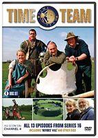 Time Team Series 16 [DVD]