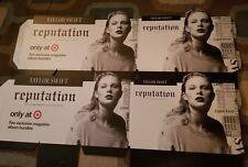 taylor swift reputation promo poster brand new