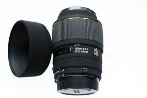 Sigma EX 105mm f2.8 DG Makroobjektiv 1:1 Nikon
