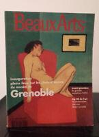 Bonitos Artes - Inauguración En Las Chefs Obras Grenoble - 1994