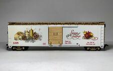 Athearn HO Scale 50' Box Car Christmas Season's Greetimgs Custom