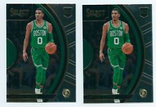2017-18 Panini Select Jayson Tatum RC Rookie Base #93 Celtics Lots*2