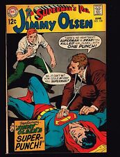 "Superman's Pal, Jimmy Olsen #120 ~ ""Jimmy Olsen's Super-Punch!"" ~ (8.0) 1969 WH"
