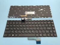 Original New For Lenovo Ideapad yoga 3 14 1470 Hebrew Keyboard With Backlit