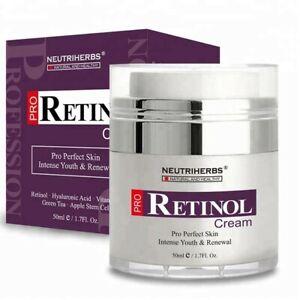 Neutriherbs Skin Care Anti-Aging Moisturizing Vitamin A Retinol Cream
