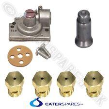 PITCO CHIPS FRYER SG14 4 BURNER CONVERSION KIT NAT GAS TO LPG BOTTLE GAS