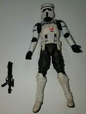 STAR WARS BLACK SERIES AT-AT DRIVER 6 IN LOOSE COMPLETE