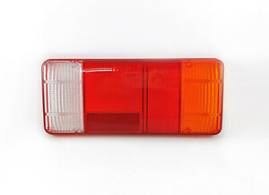 Lens For IVECO FIAT Ducato Eurocargo Peugeot Left = Right Rear Tail Lights Lamps