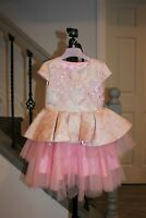 Disney's Princess Aurora Dress - Size: 3/3T