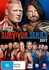 WWE - Survivor Series 2017 (DVD, 2018, 2-Disc Set)