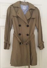 Pre-owned Gap Classic Trench Coat Size XS